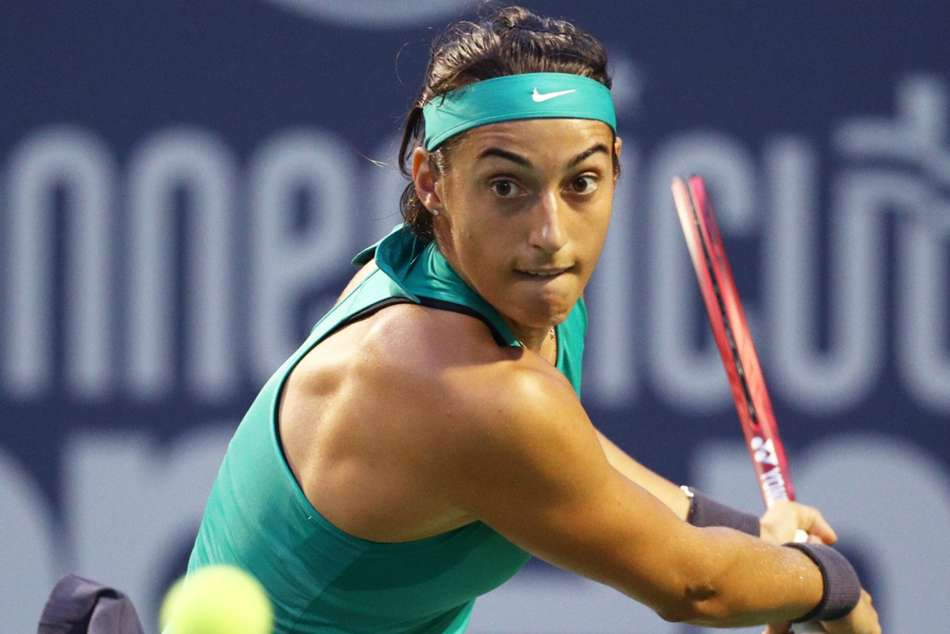 Sabalenka, Garcia battle through in Strasbourg