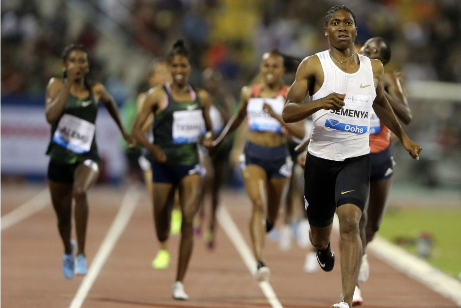Ioc Chief Thomas Bach Calls Caster Semenya Case Complicated And Delicate