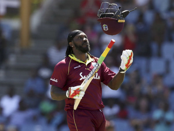 Chris Gayle (West Indies):