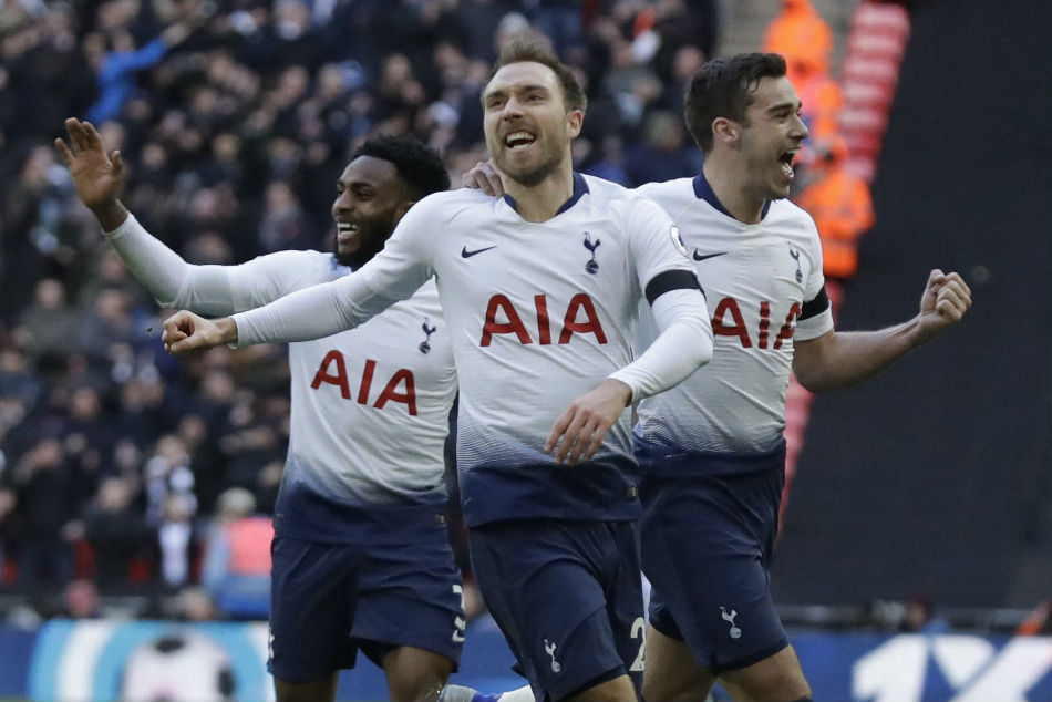 Christian Eriksen Verbally Agrees Real Madrid Move