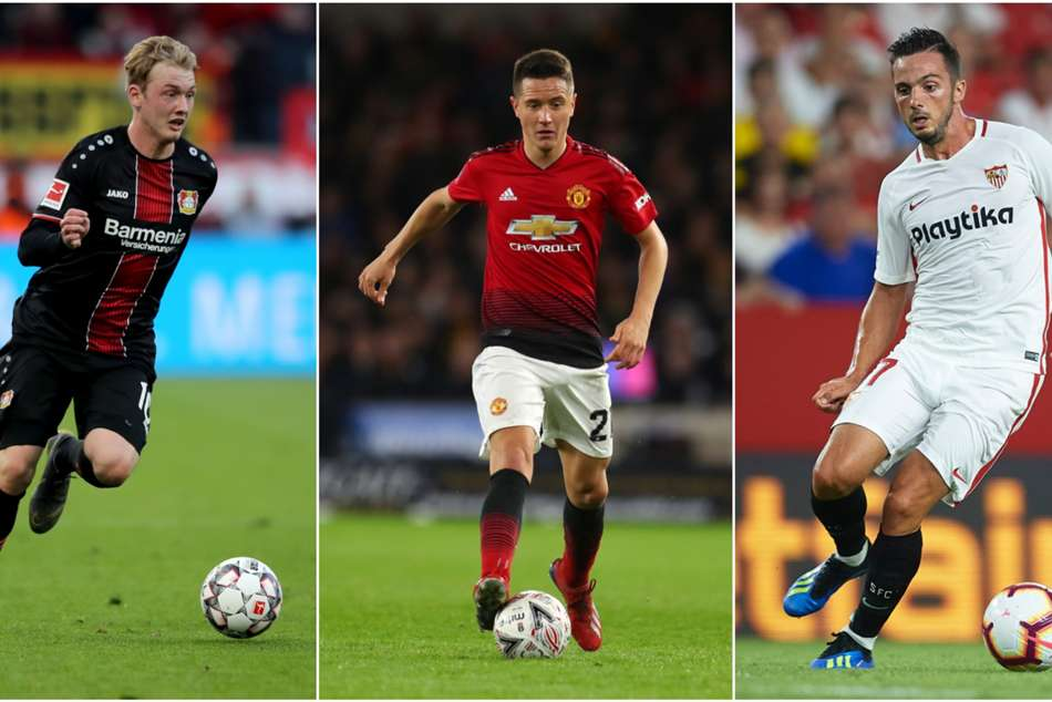 Herrera Sarabia Brandt And The Best Bargains Of The Transfer Window