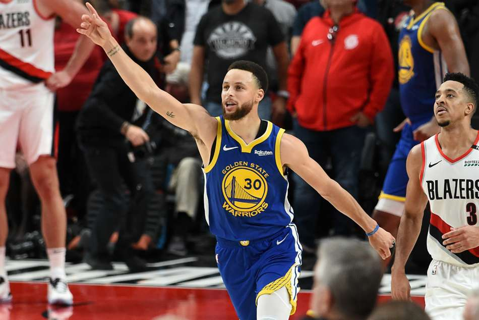 Warriors first team to five straight NBA Finals since 1966 Celtics