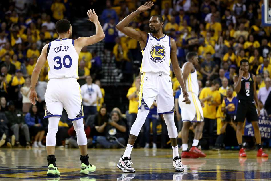 Stephen Curry Has No Doubt Warriors Wont Miss A Beat When Kevin Durant Gets Back