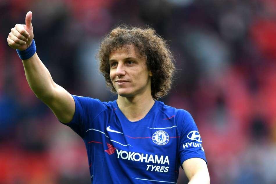 David Luiz In Love With Maurizio Sarri Sarriball Chelsea