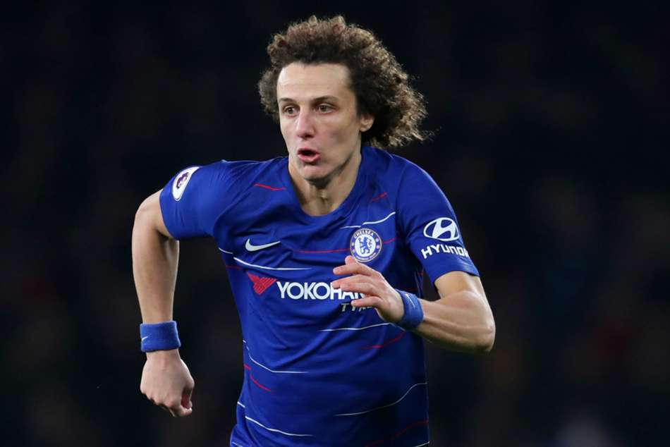 David Luiz Chelsea Talks New Deal Maurizio Sarri