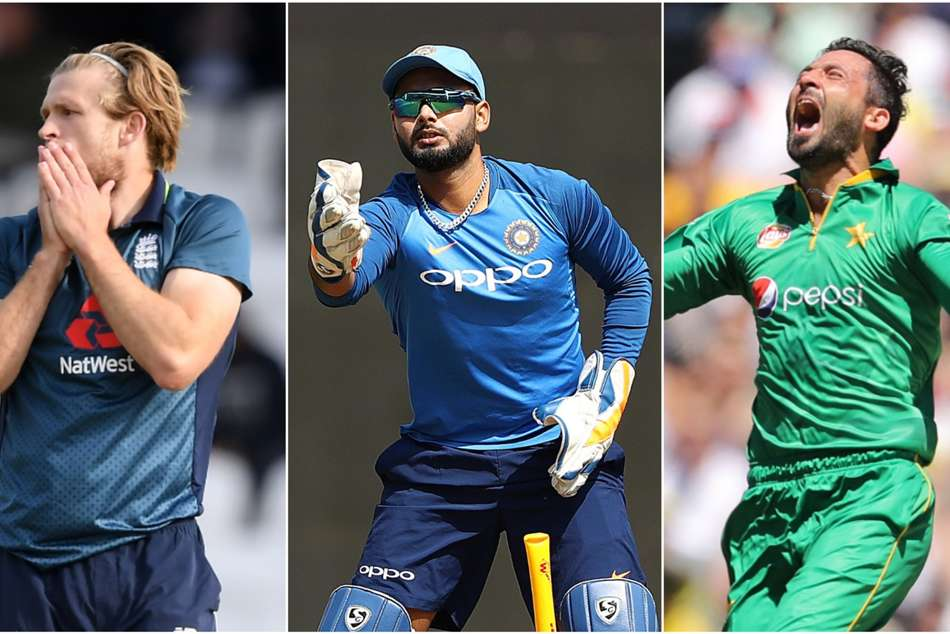Icc World Cup 2019 Pant Rayudu Chandimal Willey Left Out Xi