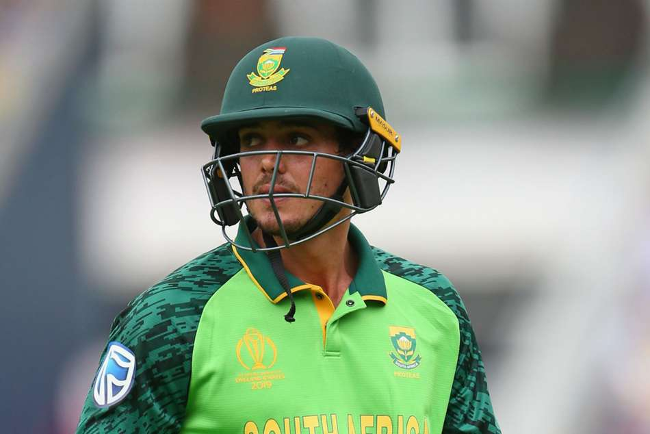 Quinton De Kock Says England Worthy Cricket World Cup Favourties Tag