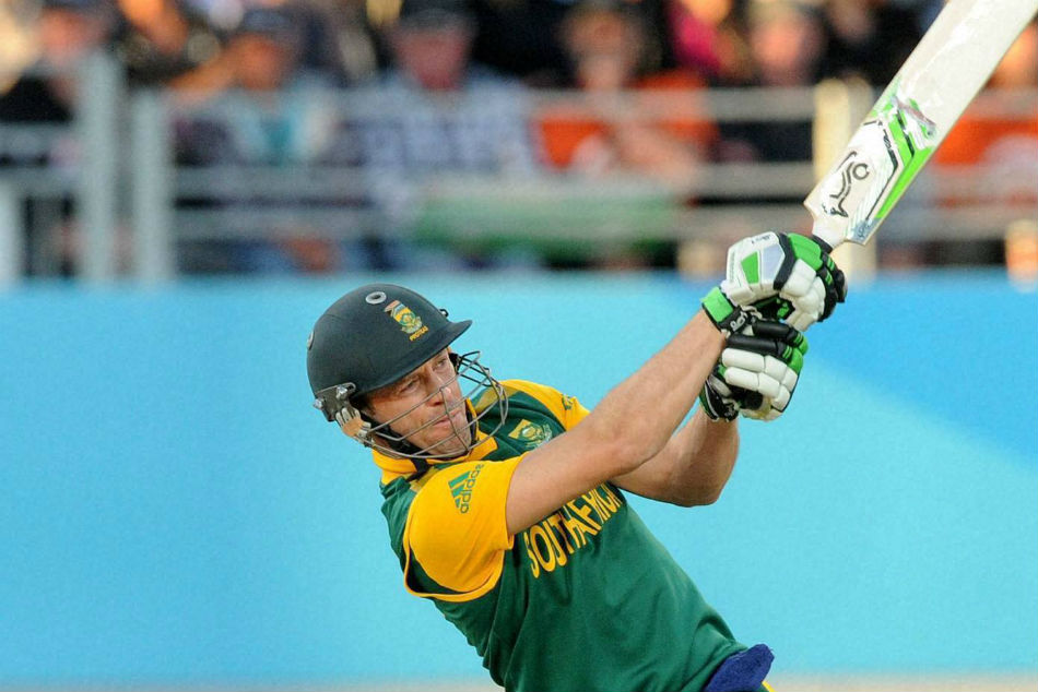 World Cup head-to-head: De Villiers hit three straight hundreds to give South Africa 4-2 lead against West Indies