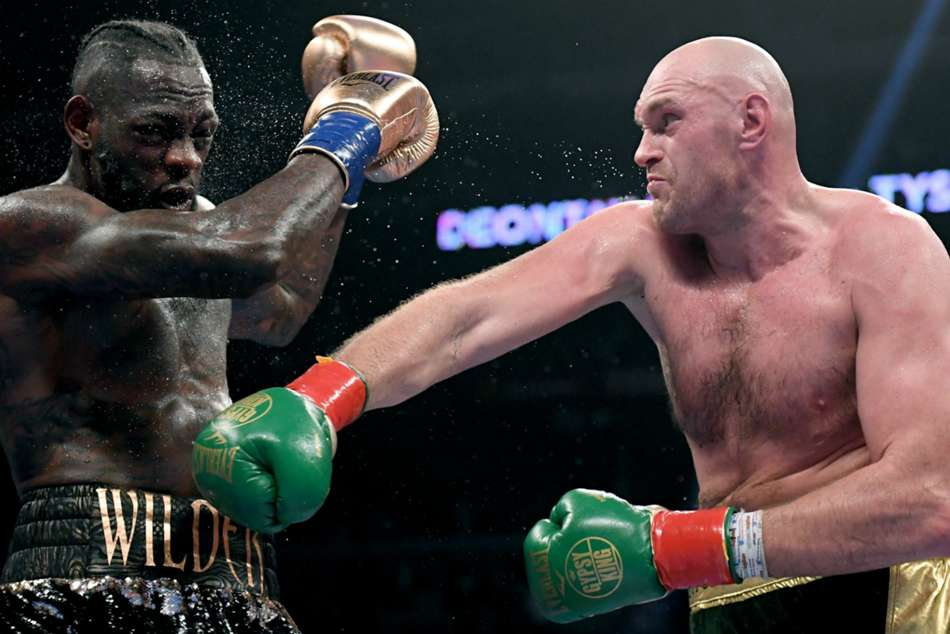 Tyson Fury Deontay Wilder Rematch Latest