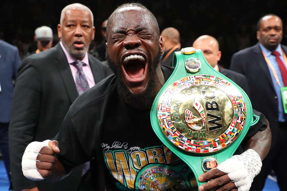Wilder Asks For Patience Over Anthony Joshua Fight