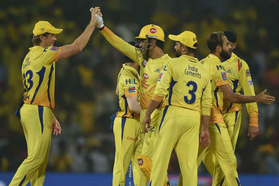 Ipl 2019 Chennai Super Kings Vs Delhi Capitals Highlights Chennai Mow Down Delhi