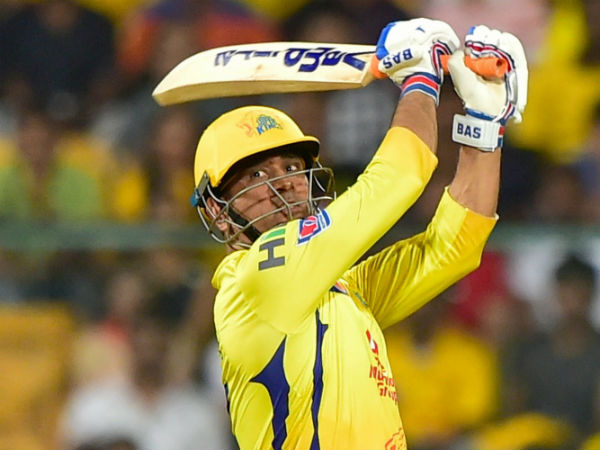 5. MS Dhoni (Chennai Super Kings)