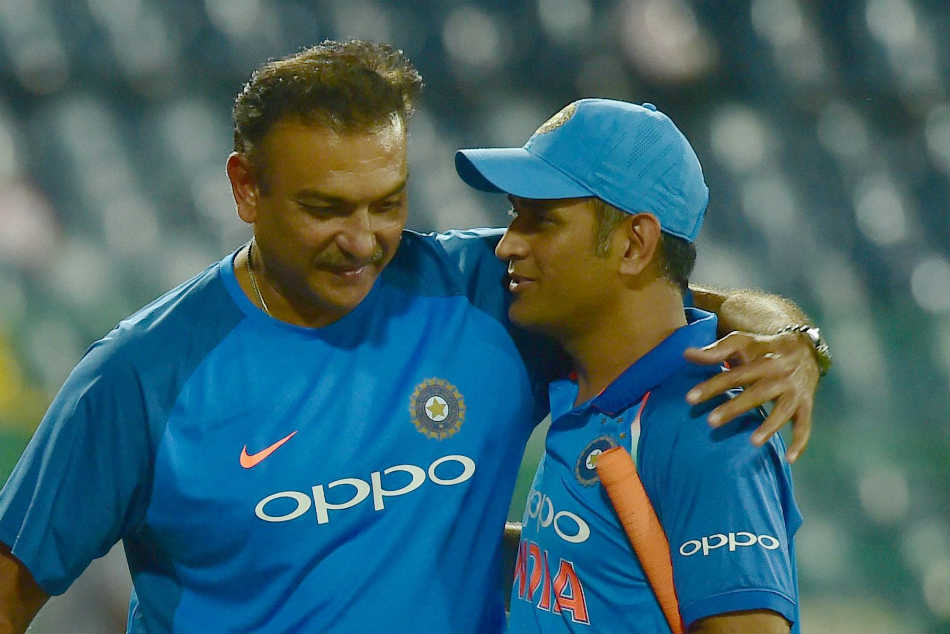 Dhoni Has A Massive Role To Play For India In Icc World Cup Shastri