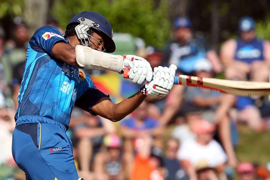 Sri Lanka end ODI winless streak in Edinburgh