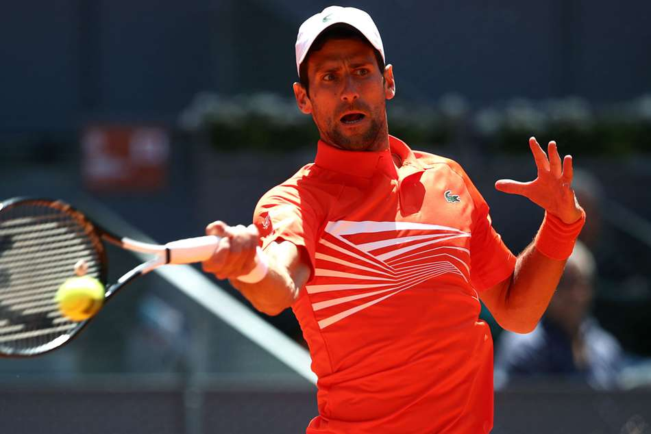 Djokovic Maintains Perfect Record Against Battling Chardy
