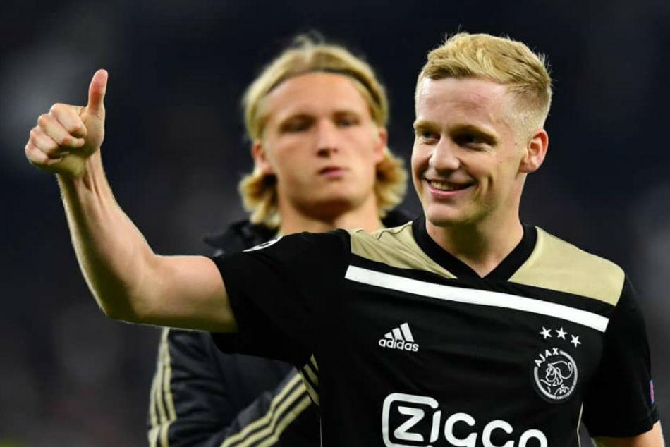 Spurs Target Ajax Hero To Bolster Their Midfield