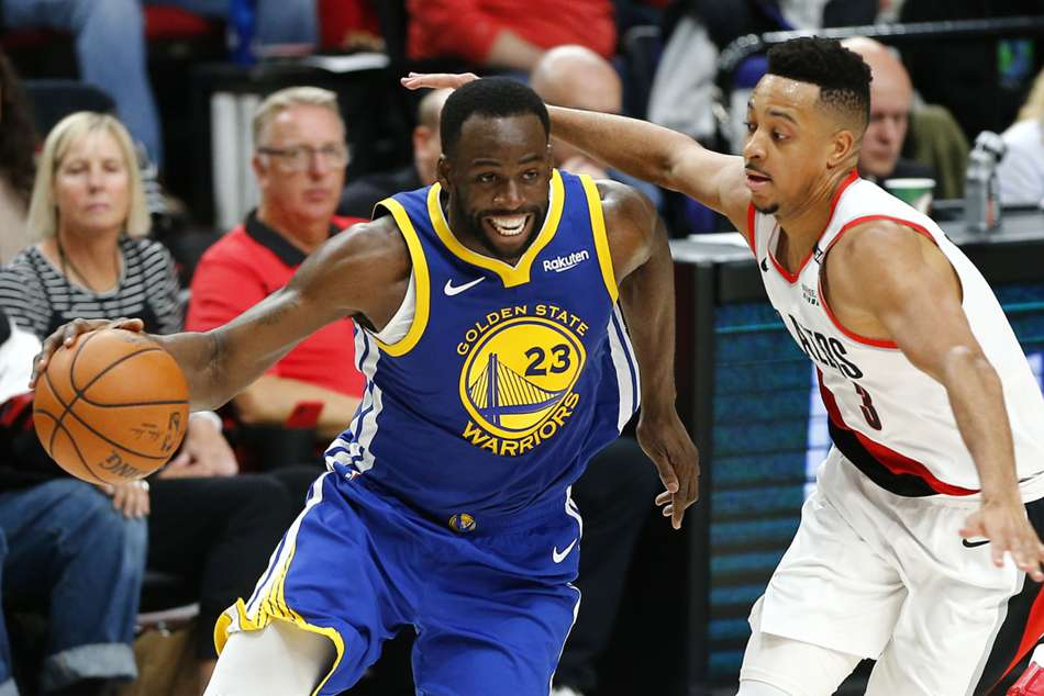 Draymond Green starred for Warriors with a triple-double