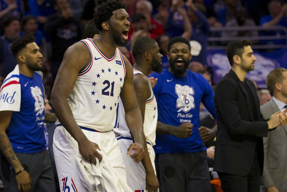 Nba Playoffs 2019 76ers Pull Away From Raptors Game