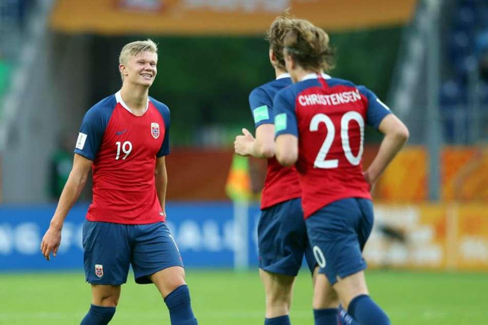 Norway Haaland Smash U 20 World Cup Records