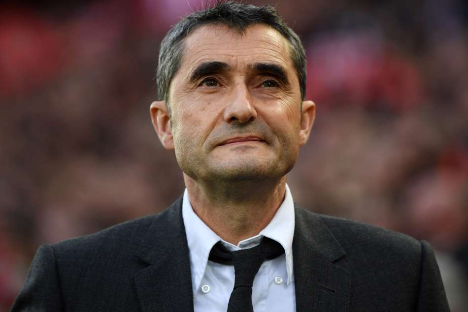 Valverde Not Considering Resigning Barcelona Coach