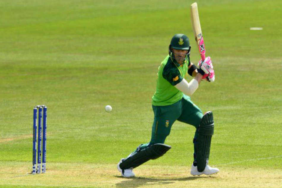 ICC World Cup 2019: Faf du Plessis happy to see the return of Rabada, Ngidi