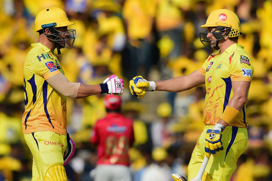Ipl 2019 Watson Thanked Me For Scoring Quickly At The Beginning Before He Got Set Du Plessis