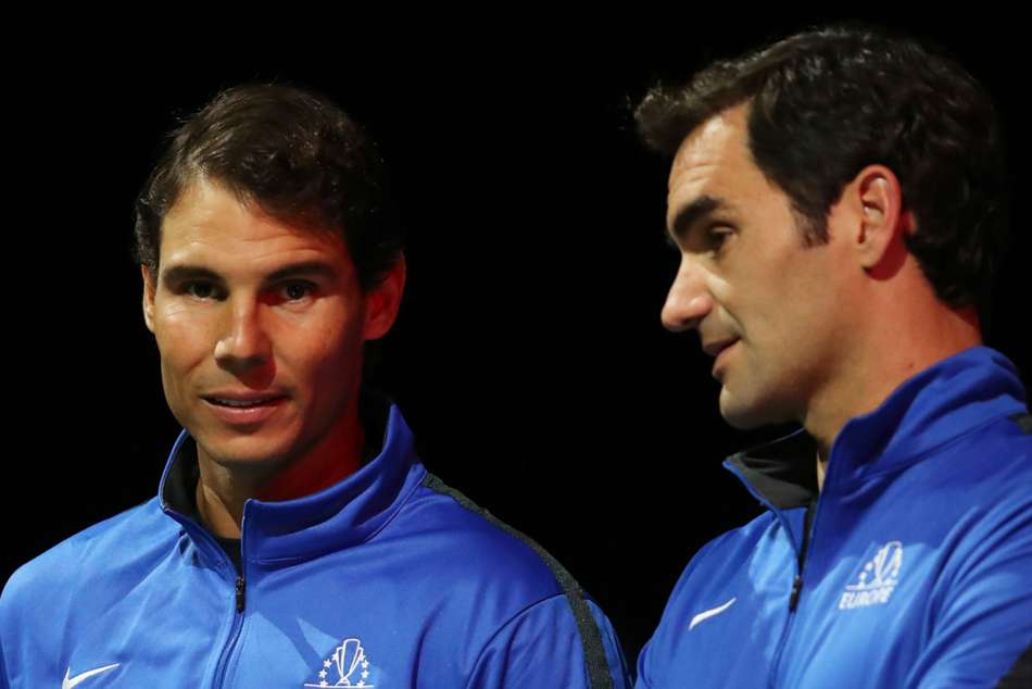 Federer and Nadal in same half of Roland Garros draw