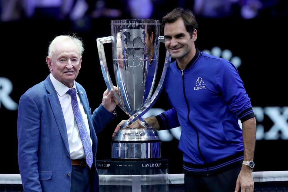 ATP adds Federer-backed Laver Cup to calendar