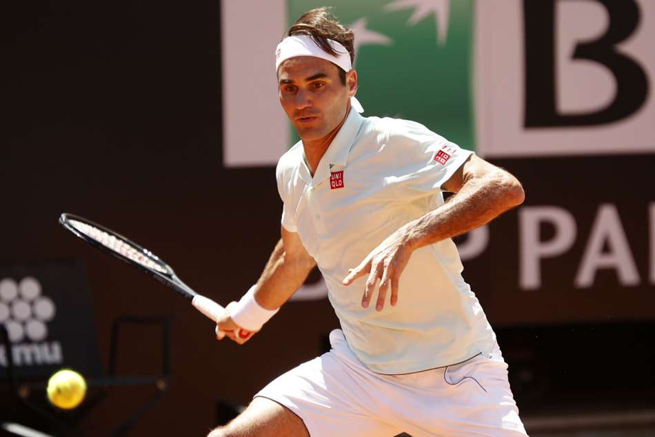 Roger Federer Pulls Out Of Internazionali Ditalia With Leg Injury