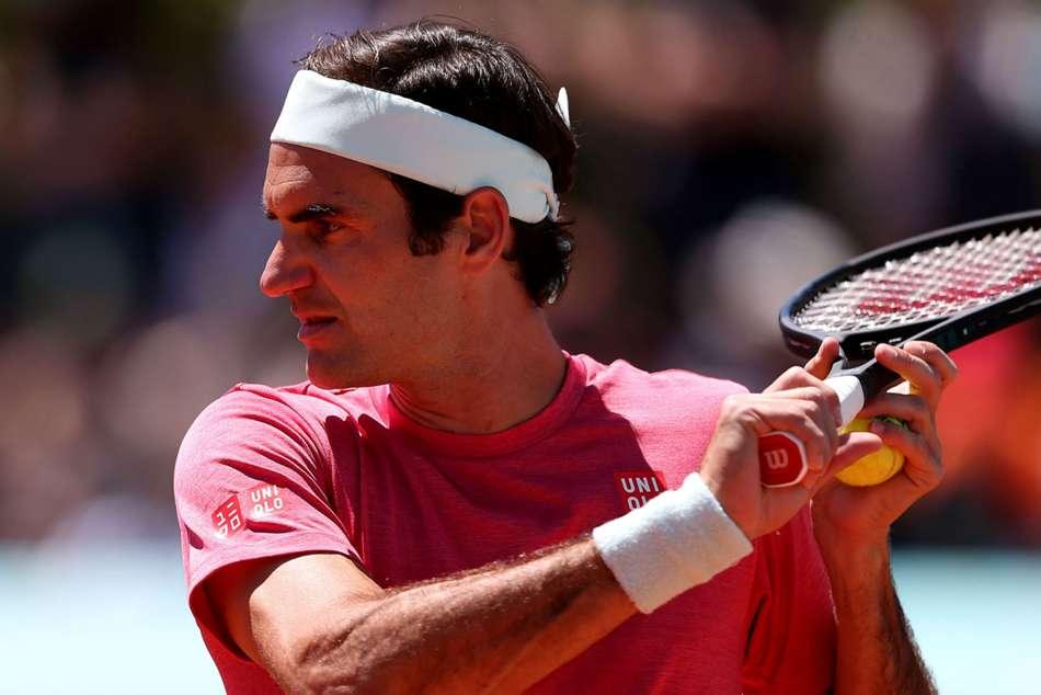 Roger Federer Justin Gimelstob Chris Kermode Atp