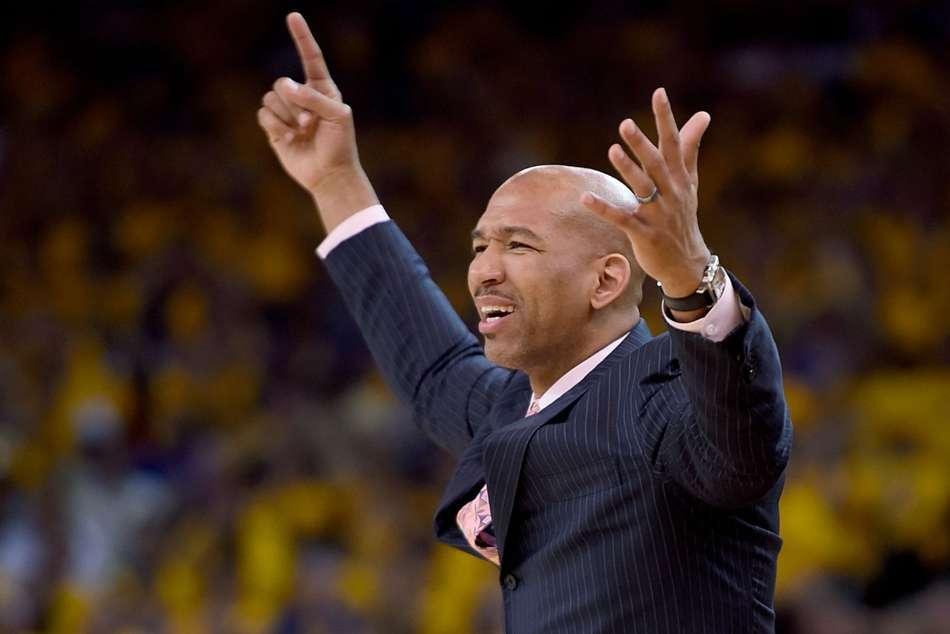 Phoenix Suns Monty Williams Head Coach Nba News