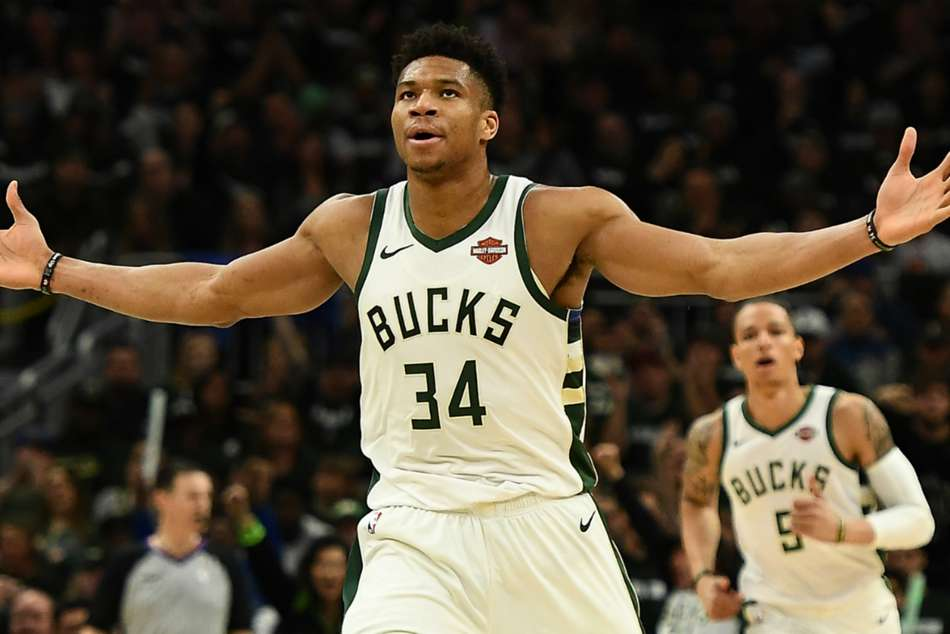 Giannis Antetokounmpo showcased his MVP credentials with 29 points and 10 rebounds