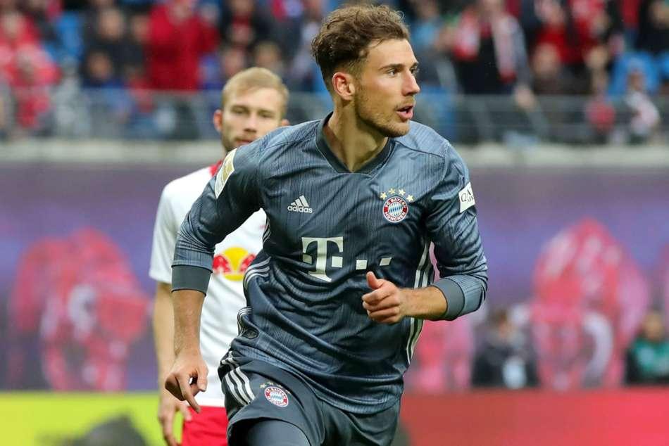 Rb Leipzig Bayern Munich Bundesliga Match Report Leon Goretzka