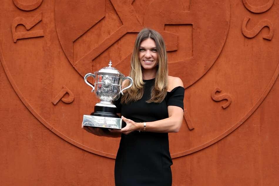 Justine Henin Simona Halep Little Advantage French Open Serena Williams