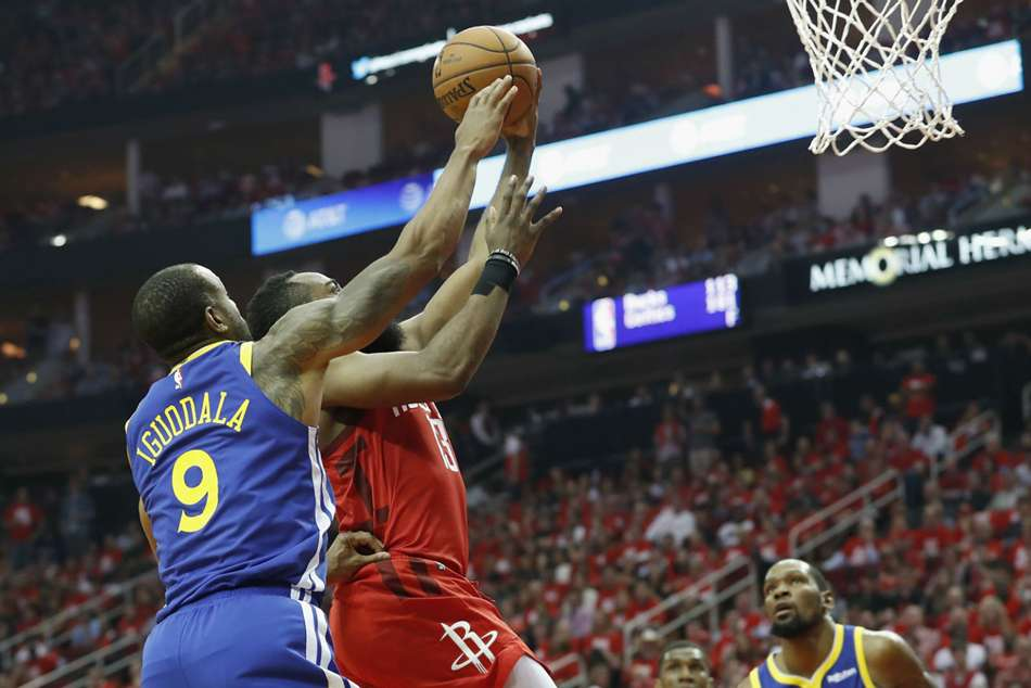 Houston Rockets evened the series with Golden State Warriors