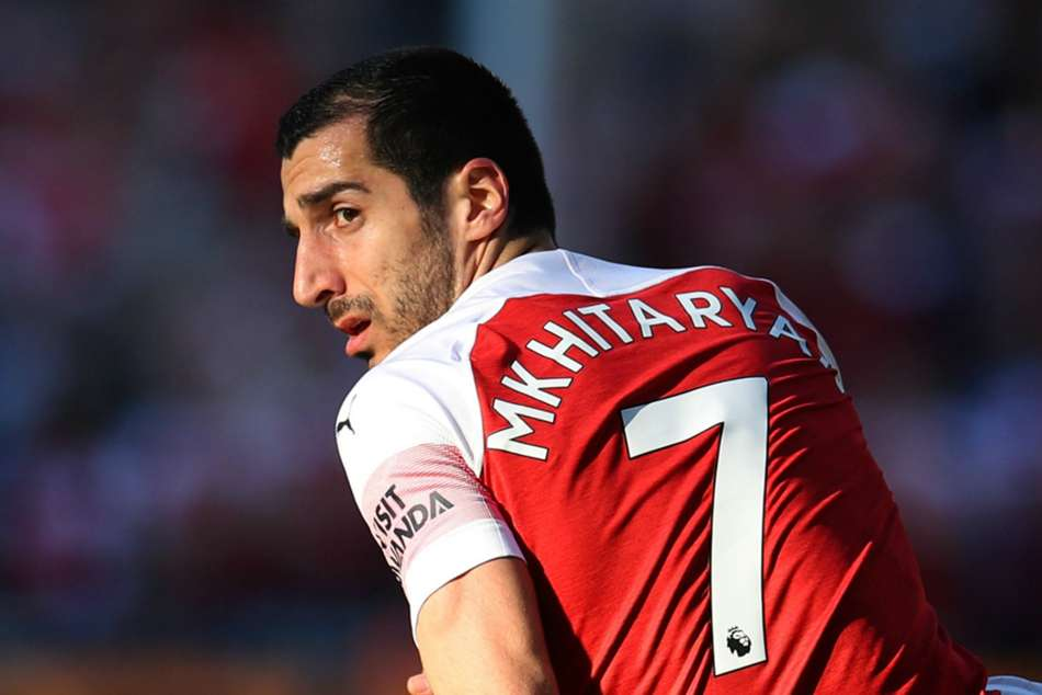 Chelsea v Arsenal: UEFA provided 'comprehensive' Mkhitaryan security plan