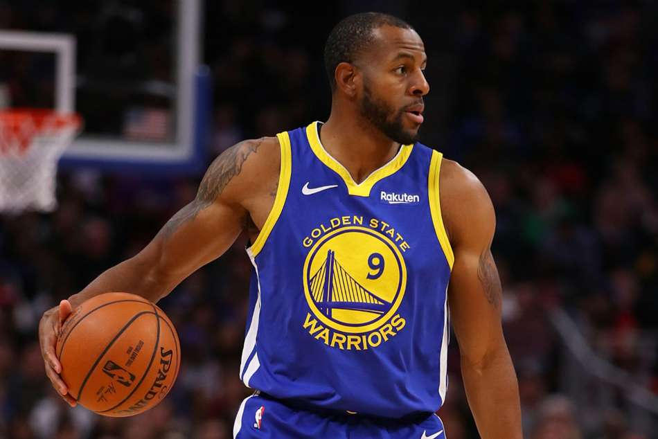 Andre Iguodala Injury Update Warriors Wing Knee Probable For Game 5 Vs Rockets