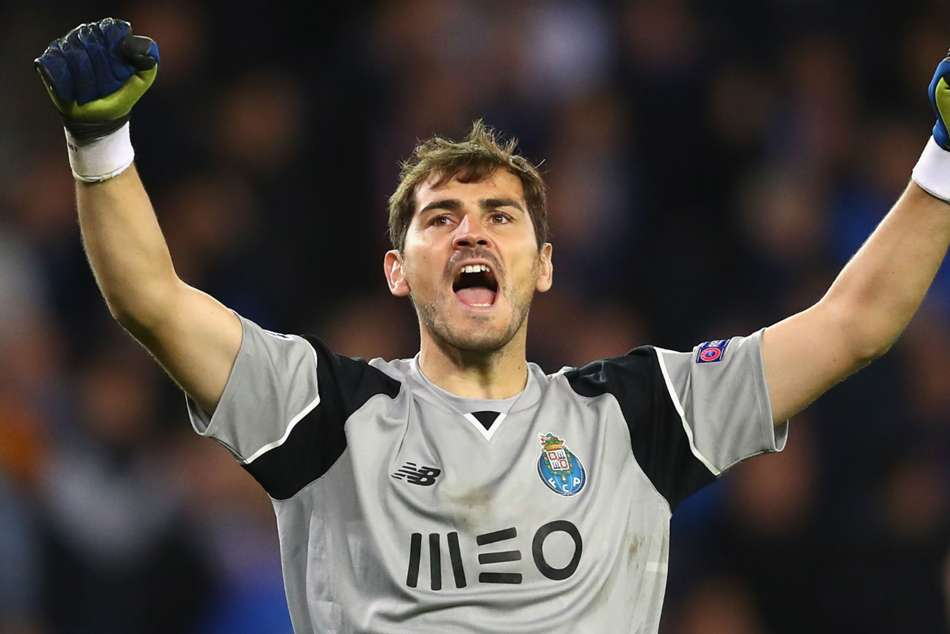 Iker Casillas Heart Attack Hospital Porto