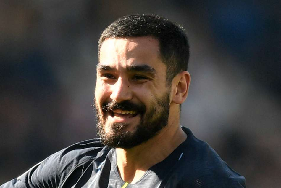Ilkay Gundogan Contract Latest Manchester City