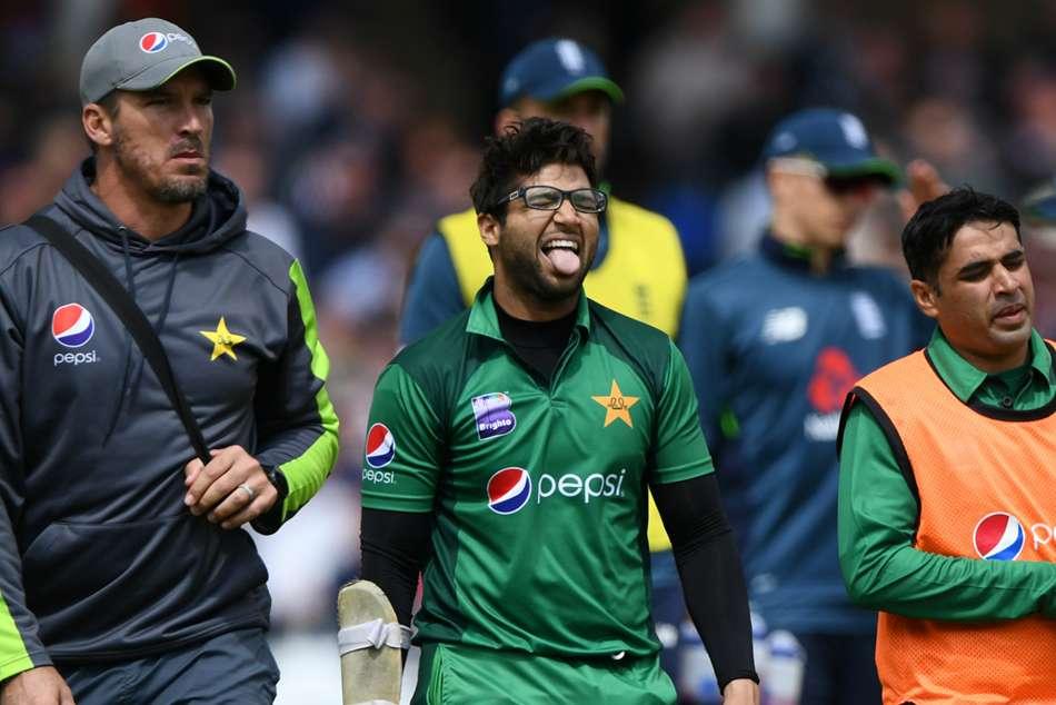 Cricket World Cup Imam Ul Haq All Clear Elbow X Ray