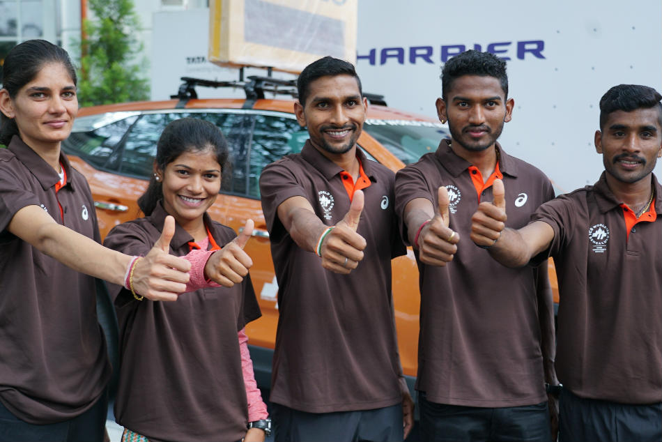 Sable Pal Lead Indian Charge At 12th Tcs World 10k Run