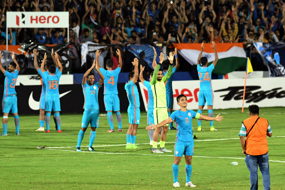 India To Defend Intercontinental Cup As World Cup Qualifiers