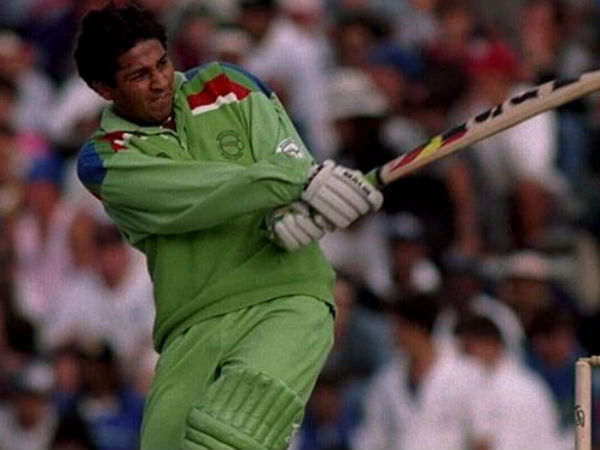 Inzamam-ul-Haq (Pakistan), 60 off 37 vs New Zealand, 1992