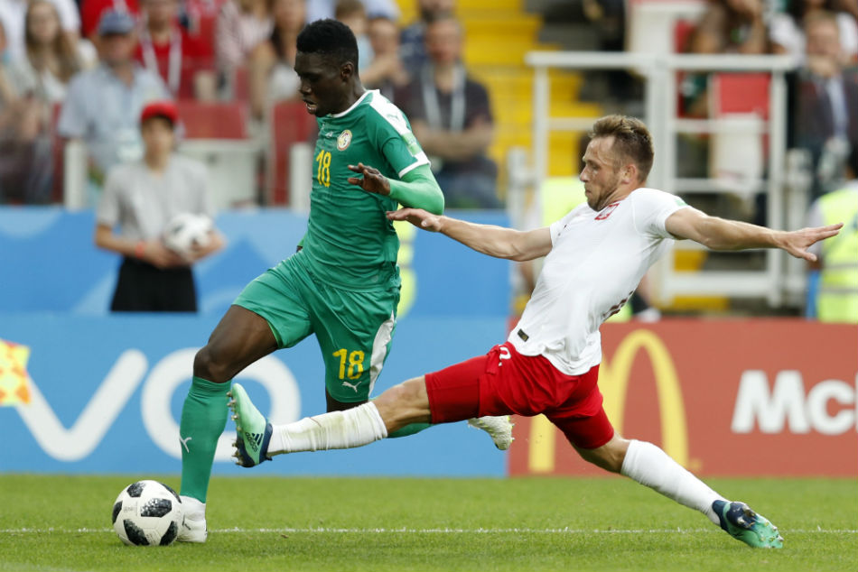 Leicester City Join Arsenal In The Race For Ismaila Sarr