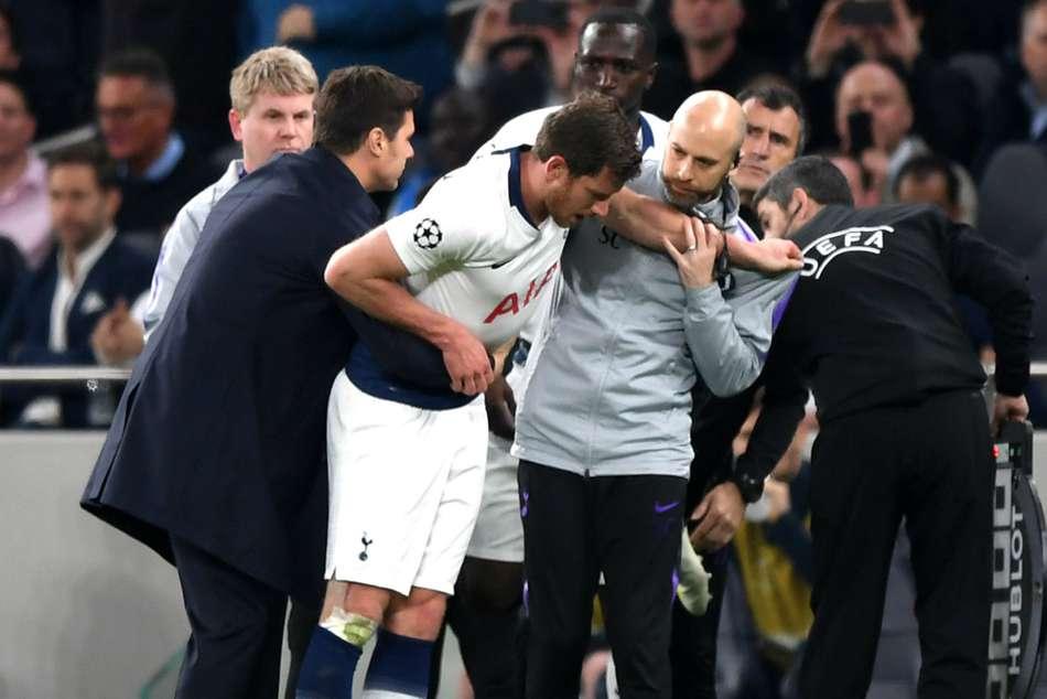 Fifpro Fifa Concussion Vertonghen