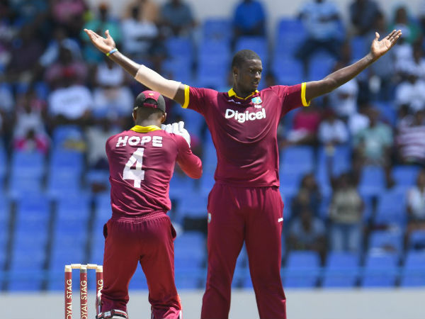 It S A Case Of Creating Our Own Legacy Windies Skipper Jason Holder On World Cup