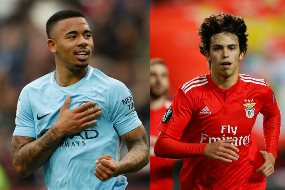 Man City to replace Gabriel Jesus with Joao Felix?