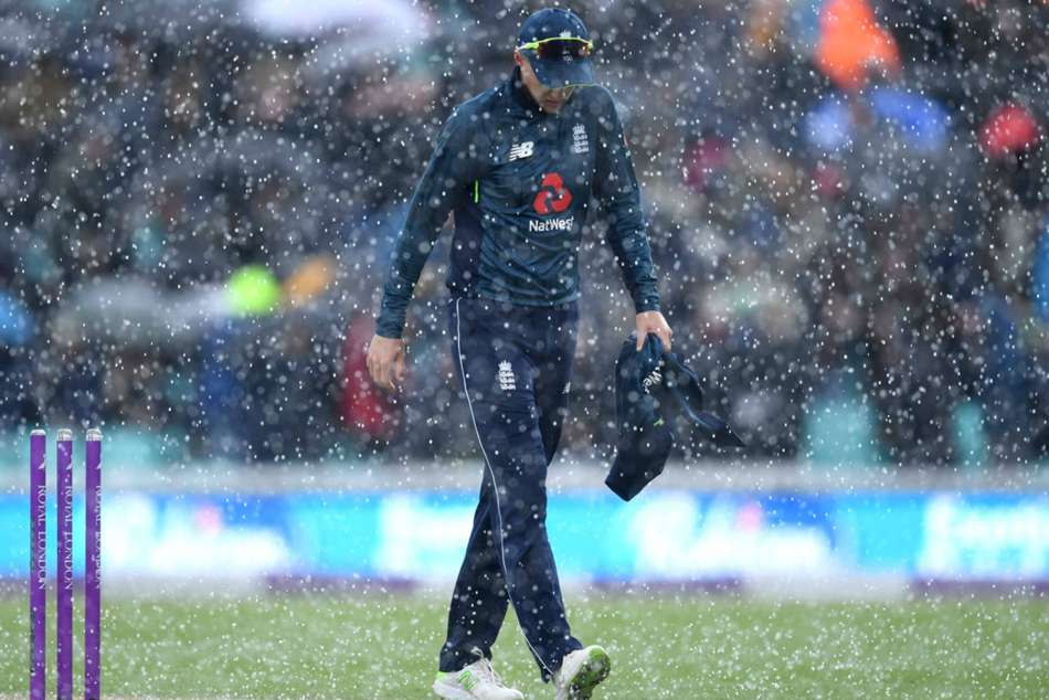 England Pakistan Opening Odi Abandoned After Oval Rain