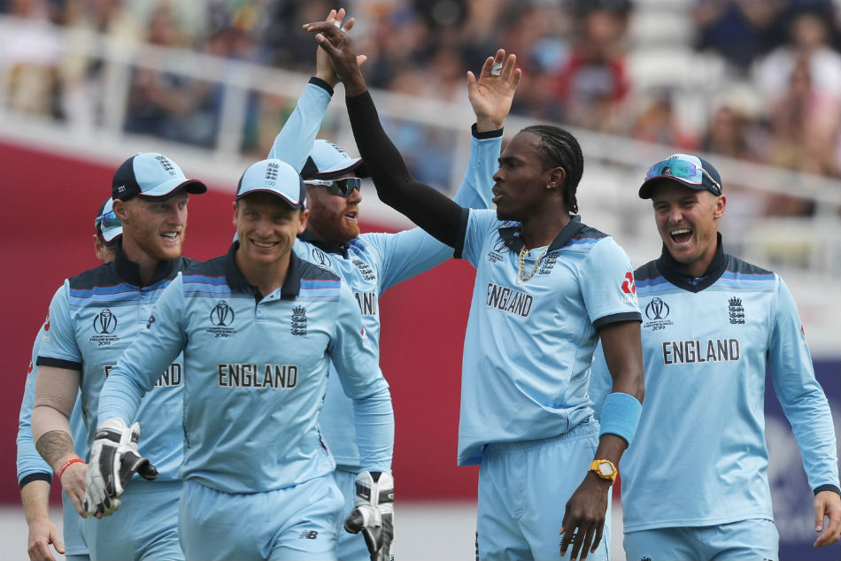 Icc World Cup 2019 England Vs South Africa Highlights Ben Stokes Jofra Archer Shine For Hosts