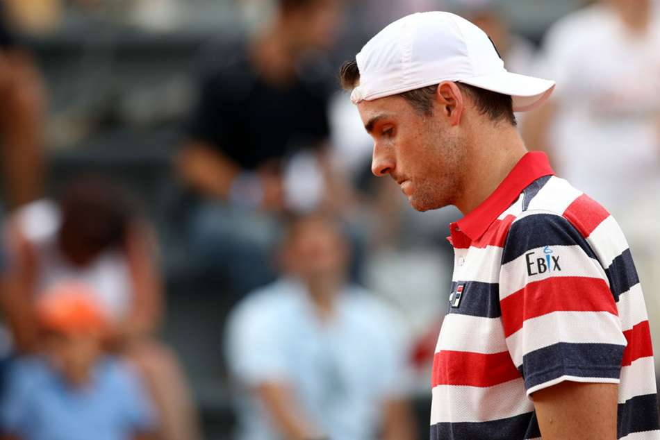 John Isner To Miss French Open Foot Injury Continues To Heal